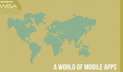 Dünya Mobil Uygulamalar Ödülü