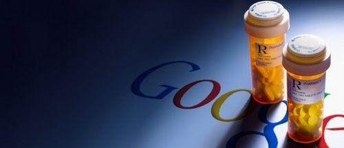 Google ve İlaçlar