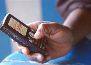 HIV'e mobil destek
