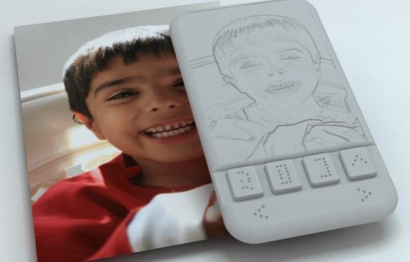 Braille Akıllı Telefon