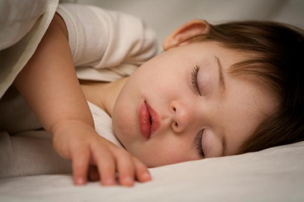 sleepin baby