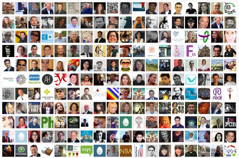 Pharma100 katılımcıları