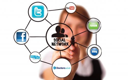 sosyal medya ve hastalar