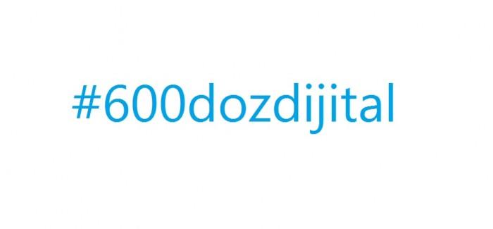 Tek Doz Dijital 600. Yazısının Sahibini Arıyor!