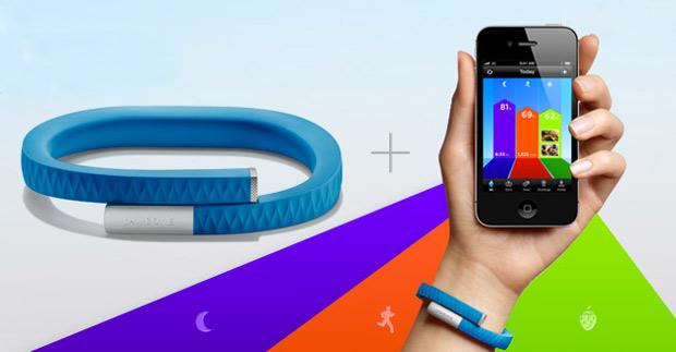 Jawbone, Lezzetli Bir Şekilde Yeniden Tasarlandı