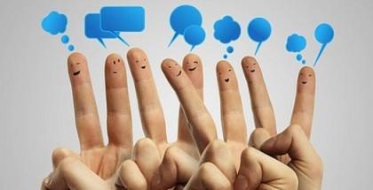 sosyal medya soru