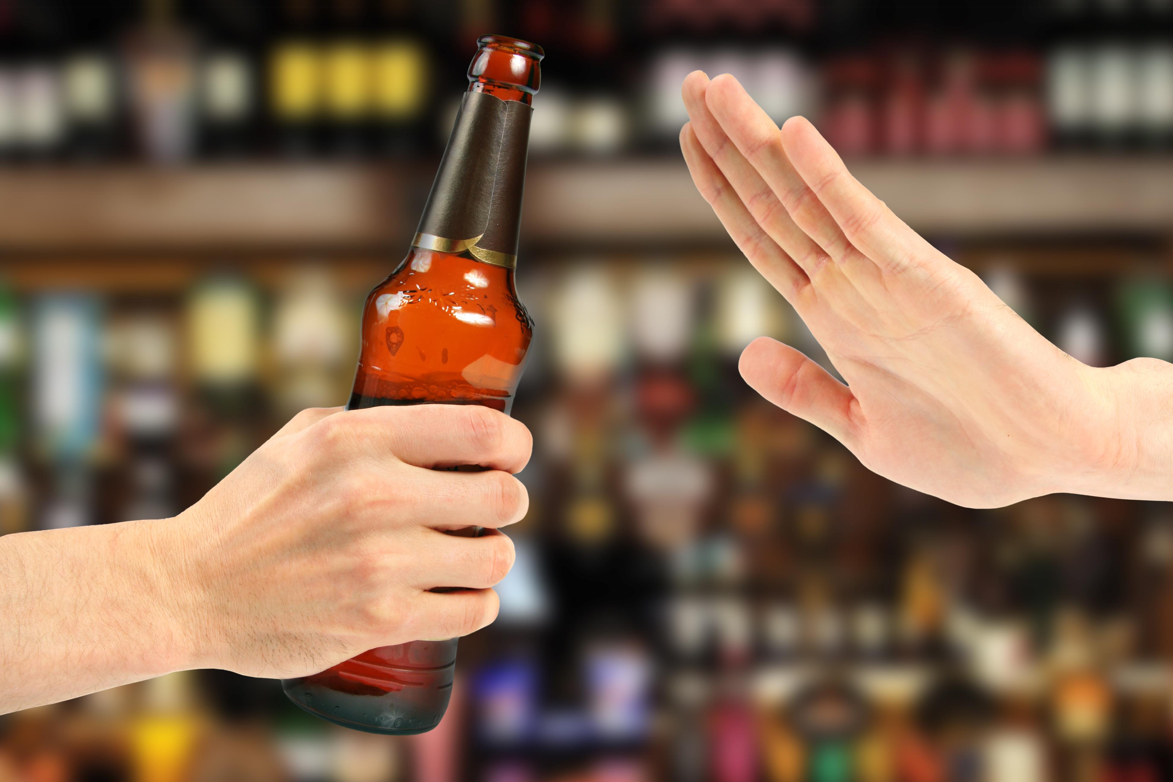 Alkol ile mücadele