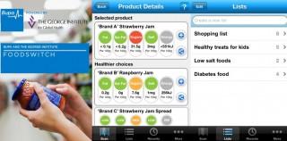Sağlıklı Alternatifler İçin: FoodSwitch