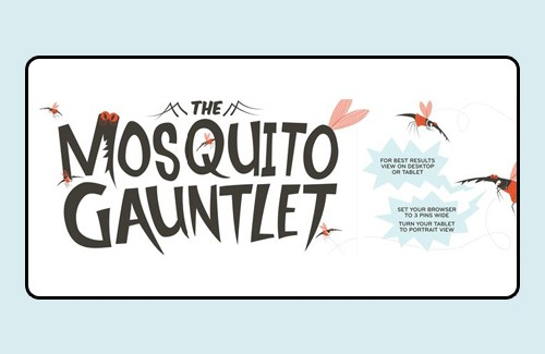 Novartis, Pinterest'te Sıtma Hastalığı için Kampanya Hazırladı
