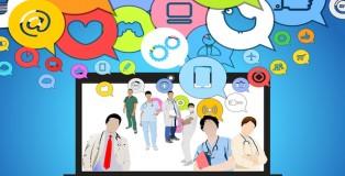 hastane sosyal medya