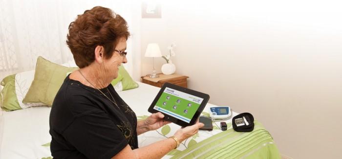 Dört yeni teknoloji ile yaşlı bakımı tek doz dijital