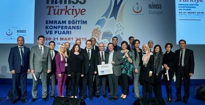 HIMSS Antalya 21 March Evening Award Ceremony
