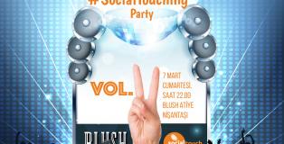 SocialTouchingParty2 Afişi
