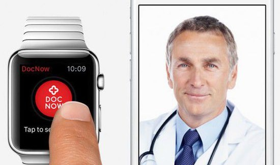 Apple'dan Doktorları Sevindirecek Haber