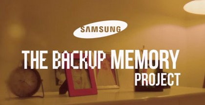 Samsung-The-Backup-Memory-Project