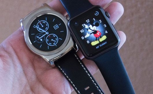 Apple Watch'a Karşı LG Watch Urbane