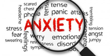 Anxiety-words