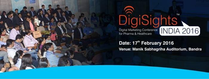 DigiSights India 2016 Konferansı