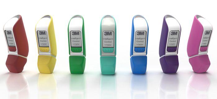 3M, Solunum Hastaları İçin Akıllı Sprey Geliştiriyor