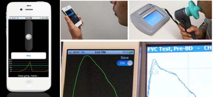 SpiroSmart ile Akciğer Fonksiyonlarınızı Her Telefonda Test Edin