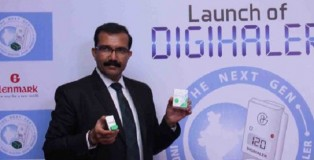 sujesh-vasudevan-at-the-launch-of-glenmark-digihaler1