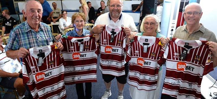 Wigan Warriors ve Inhealthcare Hasta Takip Sistemlerine Teşviğe Başladı