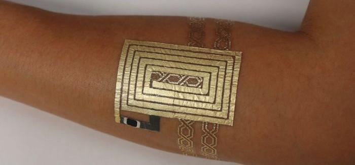 Akıllı Dövmelerle Sağlığınız ve Elektronik Cihazlarınız Kontrol Altında