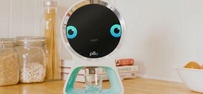 Kişisel Sağlığınız İçin Bir Ev Robotu: Pillo