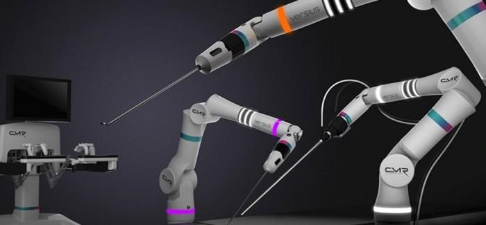 Dünyanın En Küçük Ameliyat Robotu Üretildi