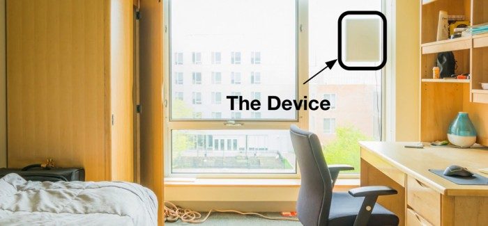 MIT Uyku Kalitenizi Uzaktan Ölçebilen Bir Cihaz Geliştirdi