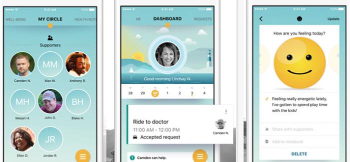Pfizer'in Mobil Sağlık Uygulamaları Skalası Genişliyor