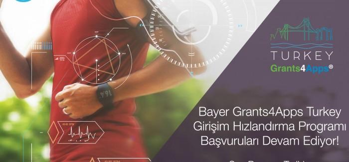 Bayer'den Türkiye'deki Sağlık Teknolojisi Girişimlerine Destek