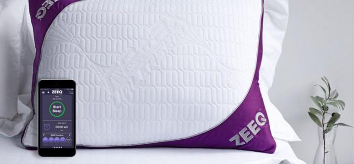 Akıllı Yastık ZEEQ ile Artık Daha Rahat Uyuyacaksınız