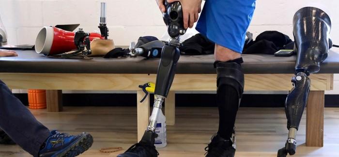 İnternete Bağlanabilen Bacak Protezi Geliştirildi