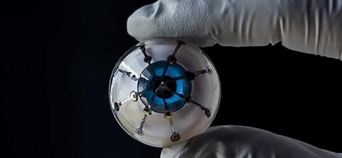"""Araştırmacılar 3 Boyutlu Yazıcı ile """"Biyonik Göz"""" Üretmeyi Başardı"""